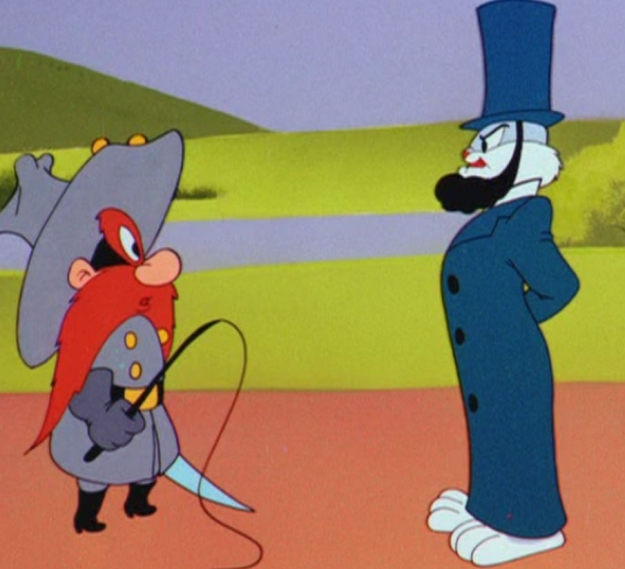 bugs bunny as Lincoln